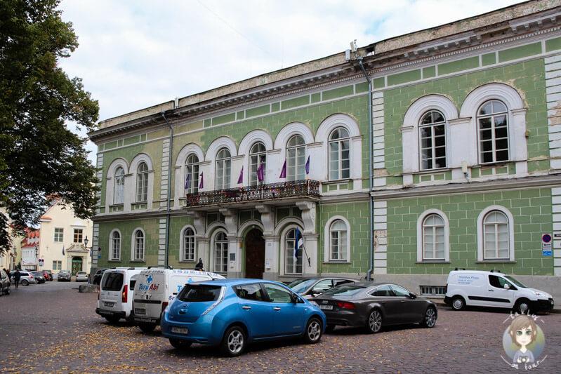 Schönes Gebäude in Tallinn