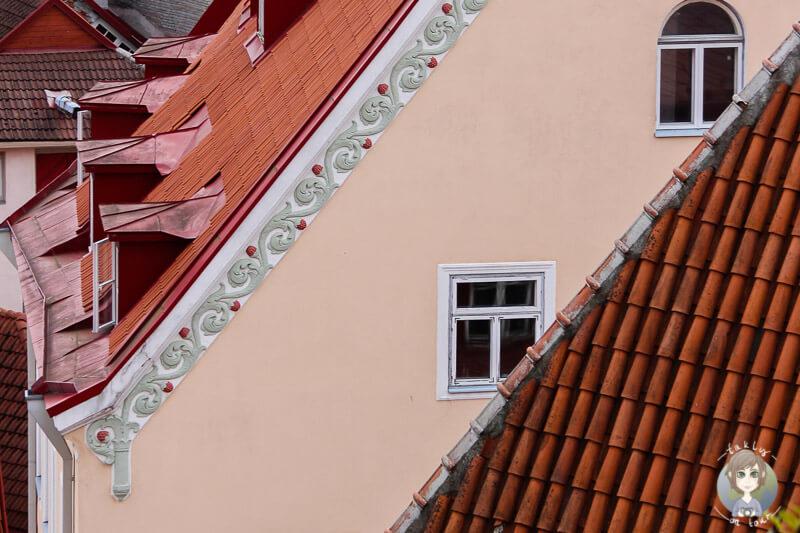 Aussichtspunkt in Tallinn vom Toompea (Domberg)