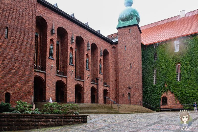 Das Stadthaus von Stockholm