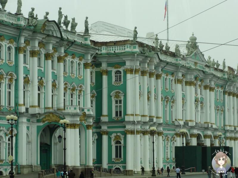 Der Peterhof St. Petersburg