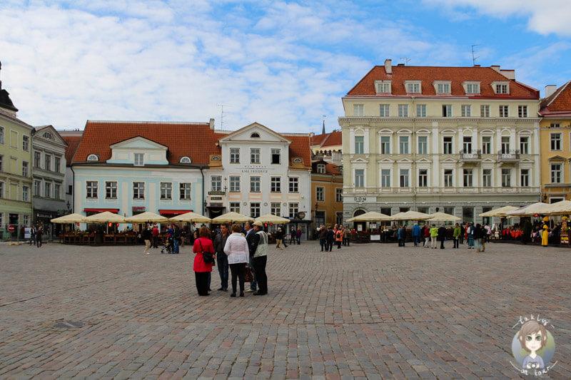 Rathausplatz, Tallinn