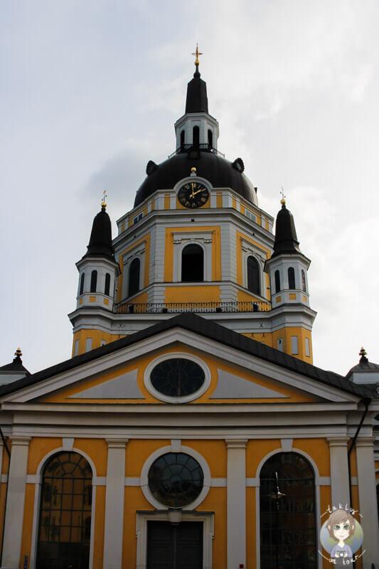 Die Katharinenkirche auf Södermalm, Stockholm