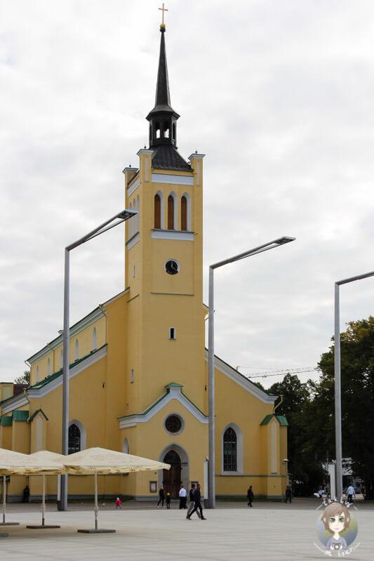 Freiheitsplatz in Tallinn
