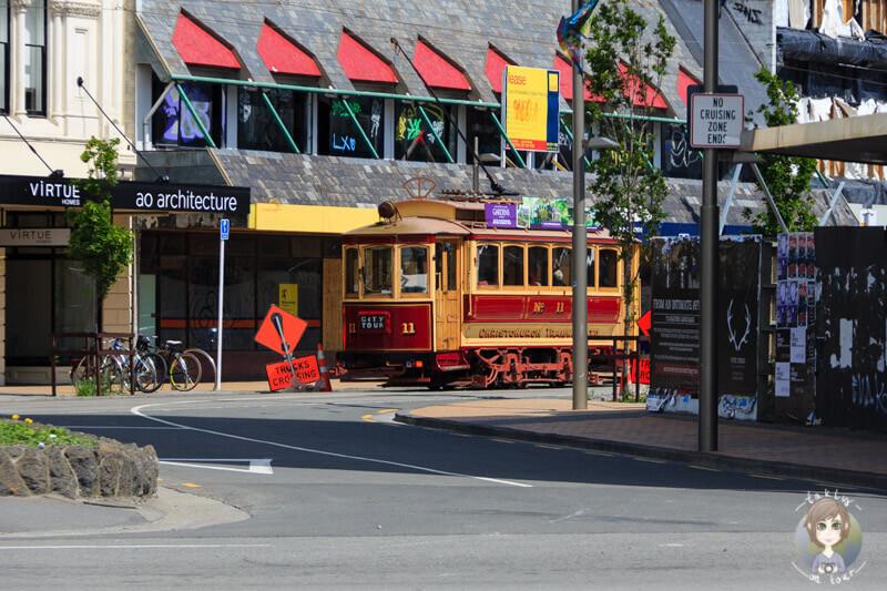 Fahrt durch Christchurch (4)