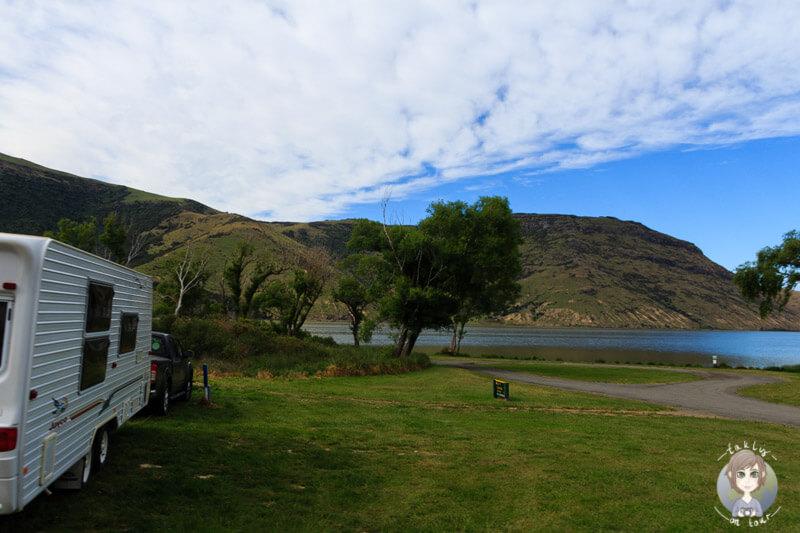 Freedom Camping am Forsyth (2)