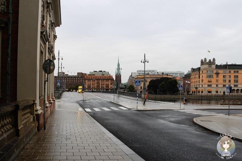 In Stockholm (1)