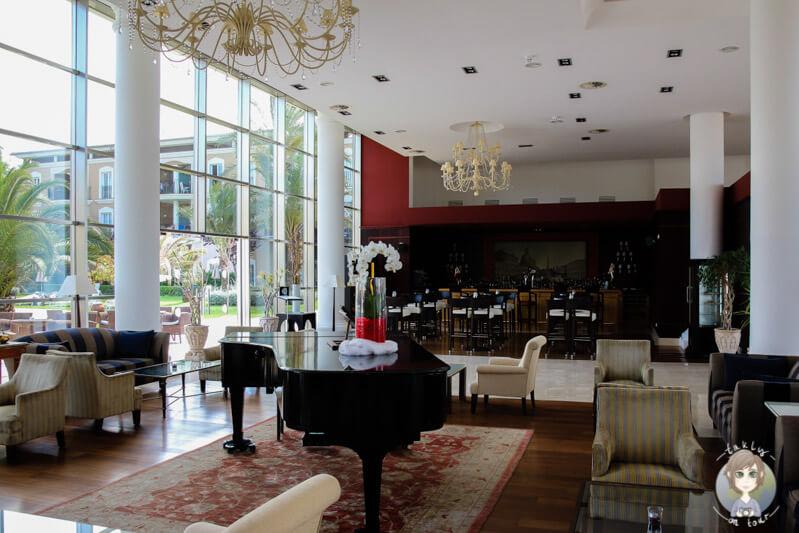 Lobby des Grupotel Playa de Palma