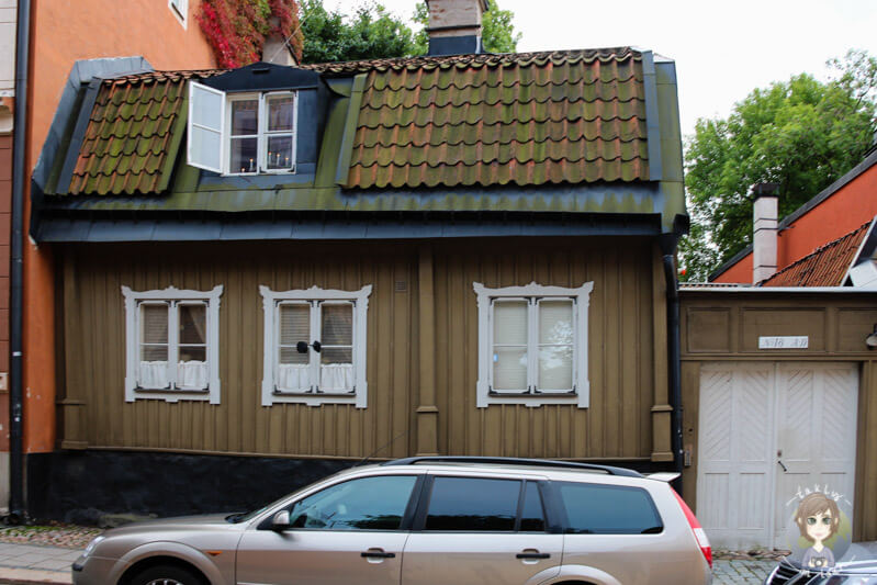 Södermalm in Stockholm