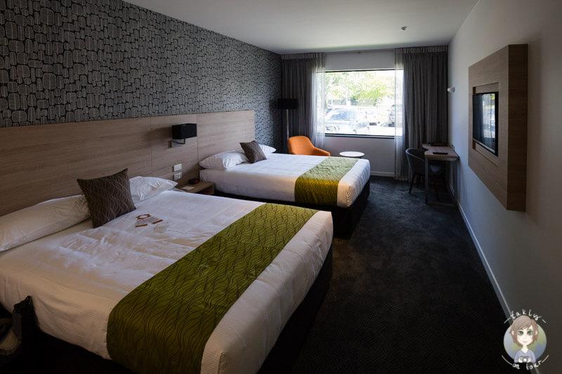 Sudima Airport Hotel, Christchurch (2)