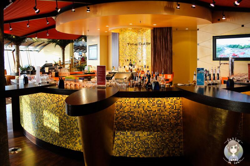 Time Out Bar AIDAmar
