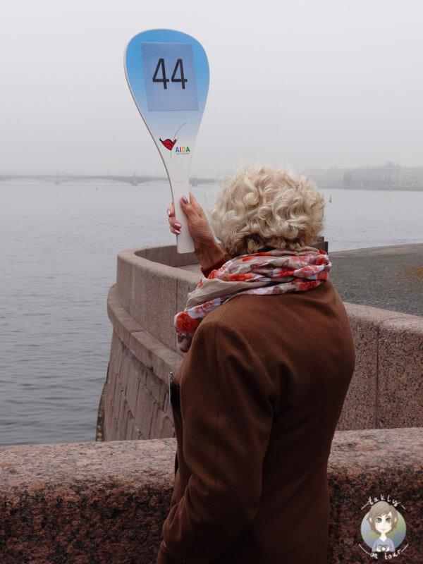 Unser Ausflug mit der AIDA in St. Petersburg