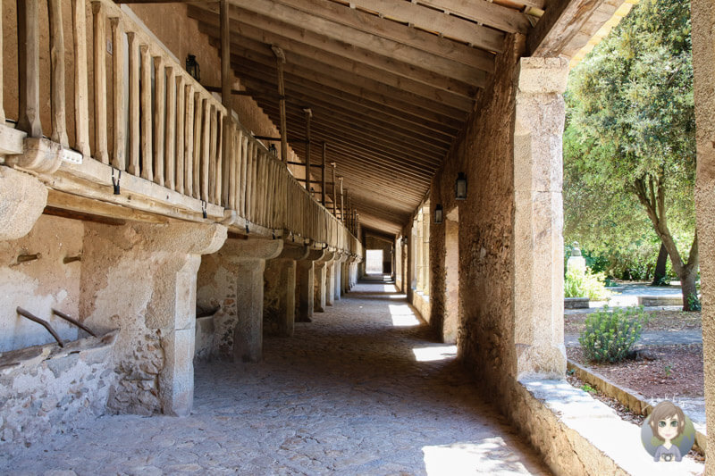 Übernachtungsmöglichkeit Kloster Lluc