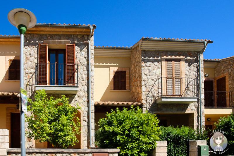 Das Dorf Biniamar auf Mallorca