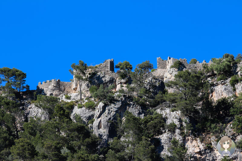 Das Castell von Alaró