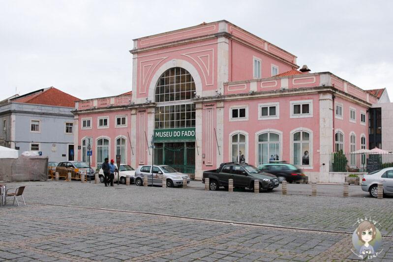 Fadomuseum auf der Largo do Chafariz de Dentro in Lissabon