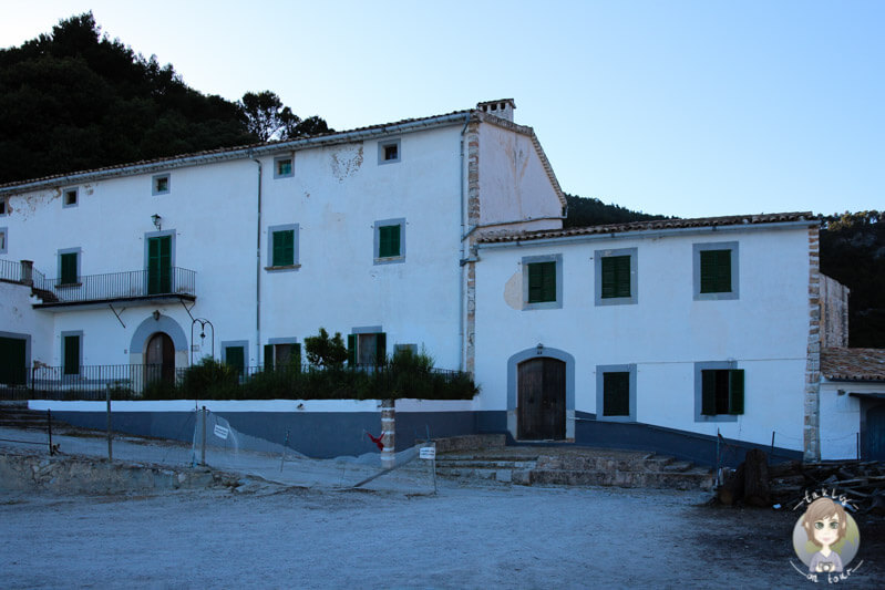Ein Berghof über Alaró auf Mallorca