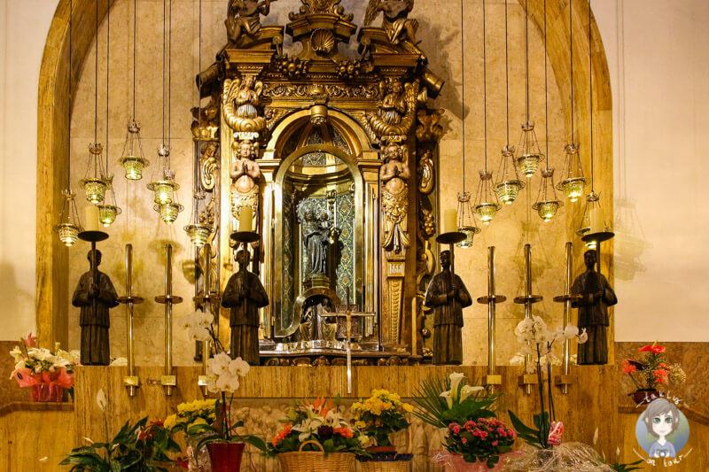 Mare de Déu de Lluc, die Schutzheilige von Mallorca
