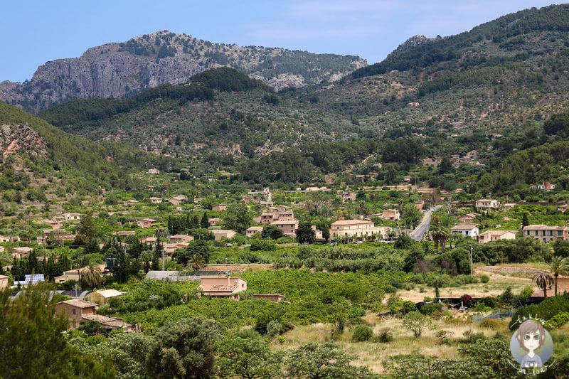 Wunderschöne kleine Ortschaften in der Serra de Tramuntana