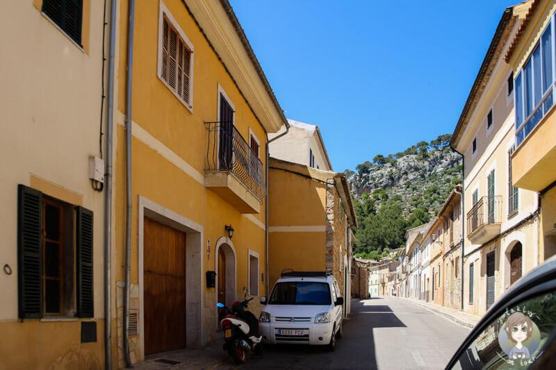 Selva ist ein kleines Bergdorf am Fuße der Sera Tramunatana