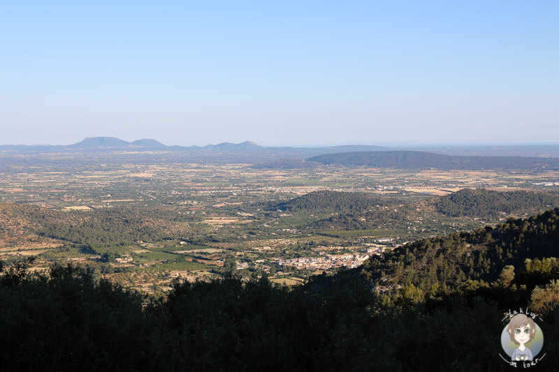 Ein Blick auf Mallorca