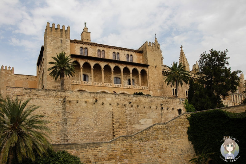 Palacio Real de La Almudaina, Palma
