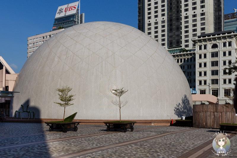 Das Space Museum in Hong Kong
