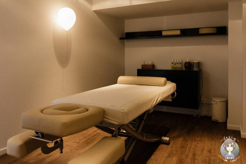 Wohlfuehl Massagen in Koeln bei Myssage