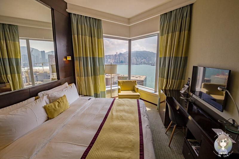 Zimmer im Hotel Panorama By Rhombus Hong Kong