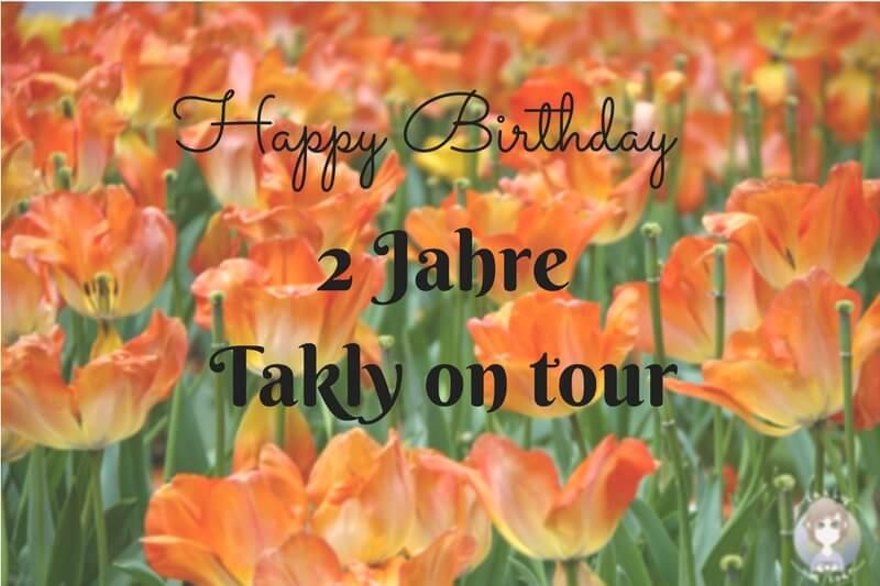 Ein Blumenmeer fuer zwei Jahre Takly on tour Reise und Campingblog