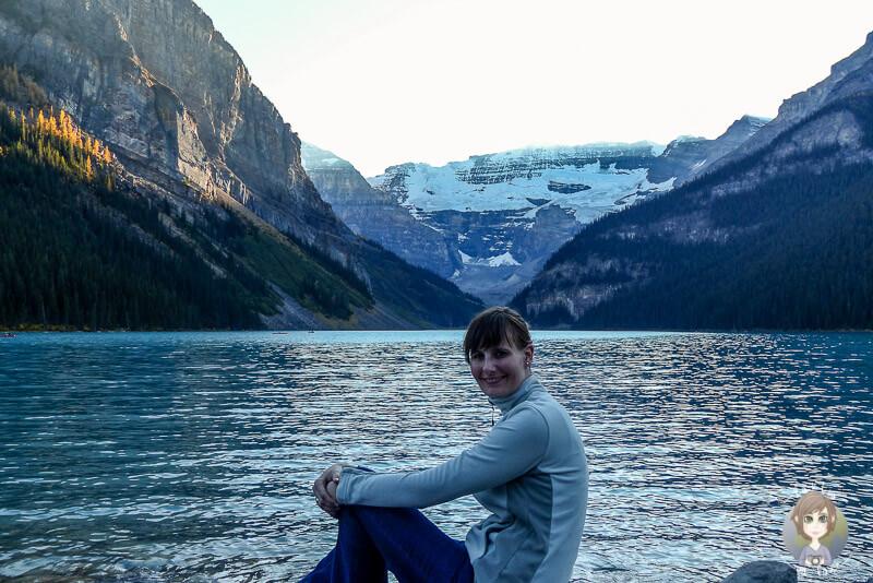 Was eine wunderschöne Kulisse, Kanada