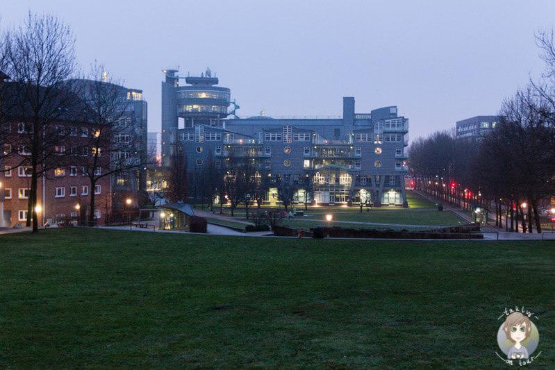 Die Michelwiese in Hamburg