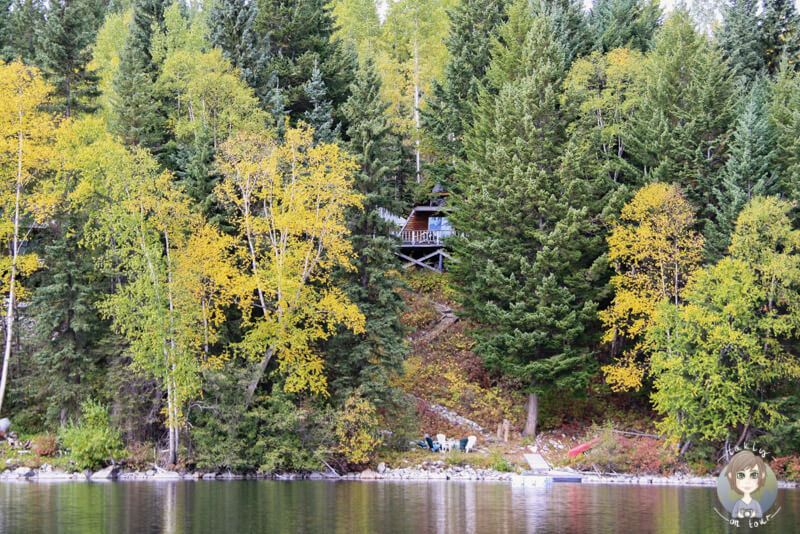Cabins am Birch Lake