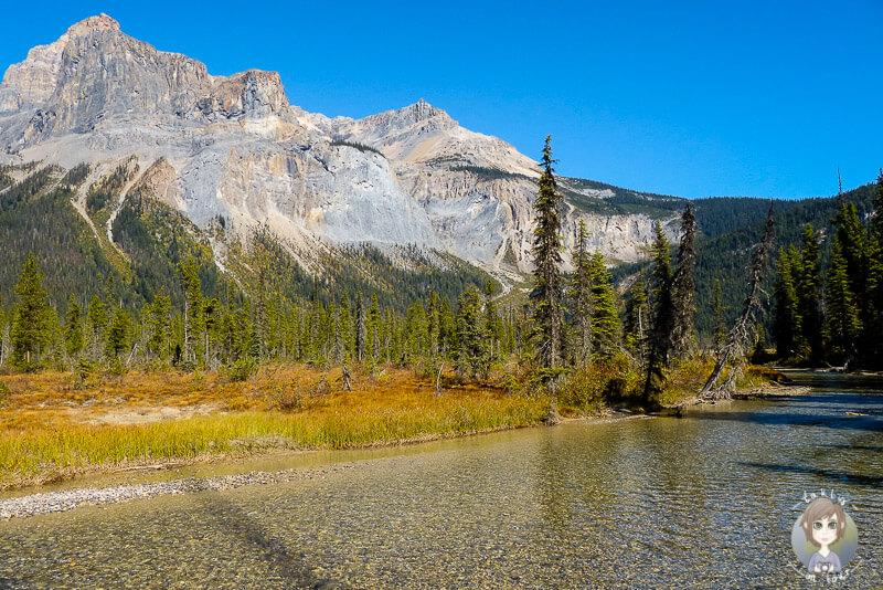 Das andere Ende vom Emerald Lake, Kanada