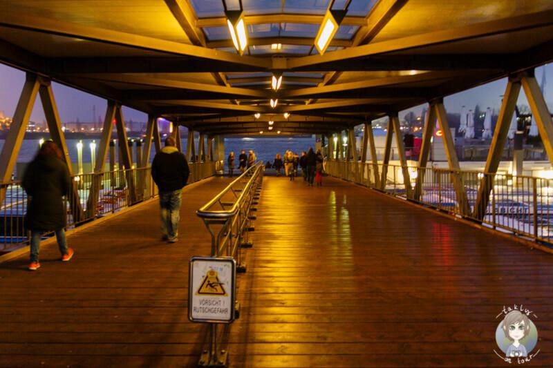 Die Landungsbrücken, HH