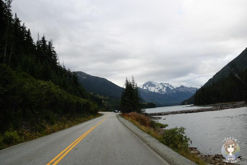 Duffey Lake Provincial Park in Kanada