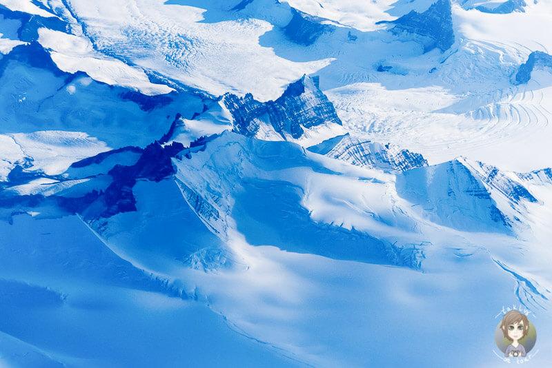 Ein toller Blick auf Grönland
