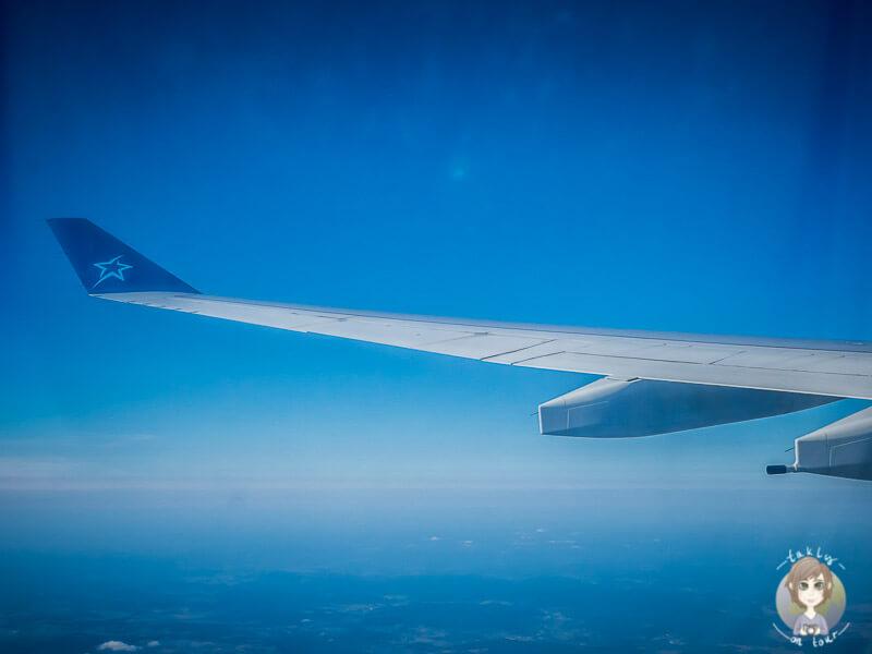 Flug mit AirTransat