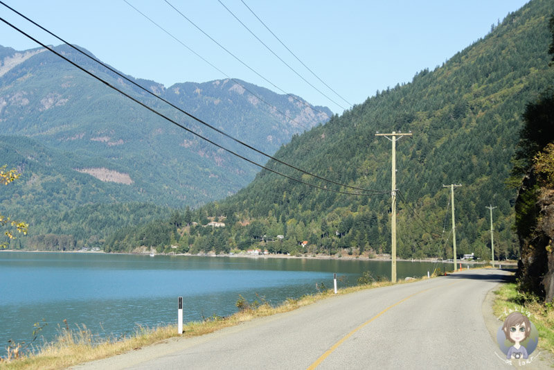 Harrison Lake, Kanada