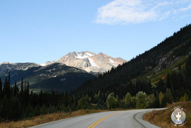 Highway 99 in BC, Kanada