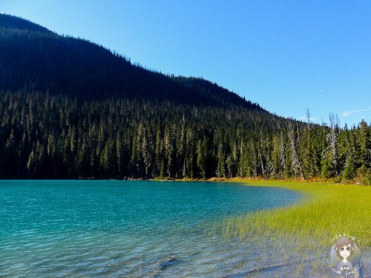Der wunderschöne Joffre Lakes Provincial Park in BC, Kanada