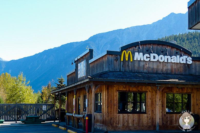 McDonalds in Pemberton