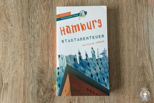 Reiseführer Hamburg vom Michael Müller Verlag