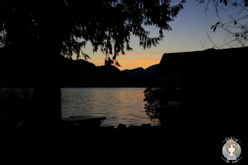 Campingplatz in Kanada