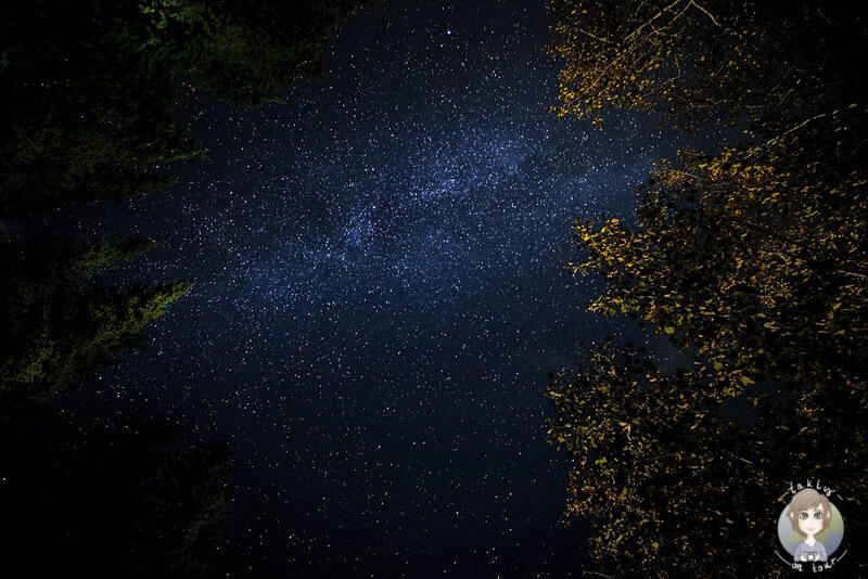 Fotos vom Sternenhimmel Tipps fuer die Nachtfotografie