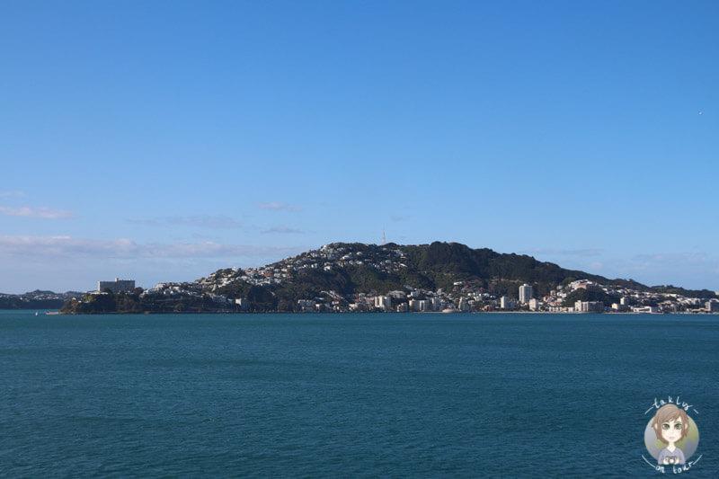 Abschied von Wellington