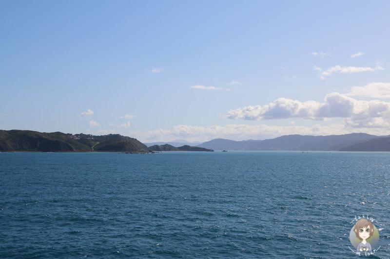 Abschied von der Nordinsel Neuseeland