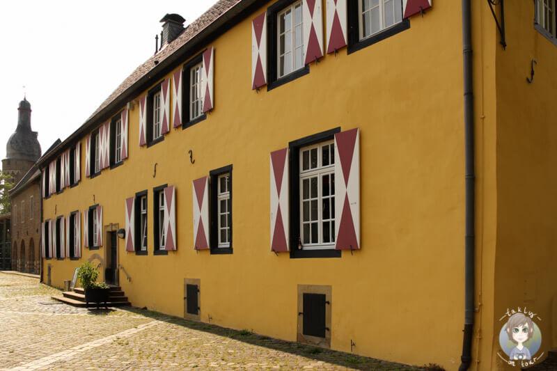 Herrenhaus mit dem Kreismuseum Zons - Rhein-Kreis Neuss