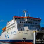Fahrt mit der Interislander in Neuseeland