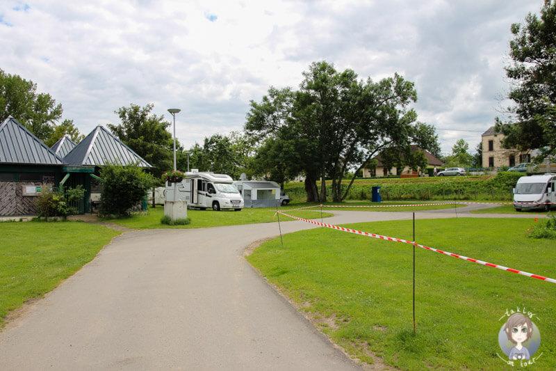 Aire de Camping-Car Moulins