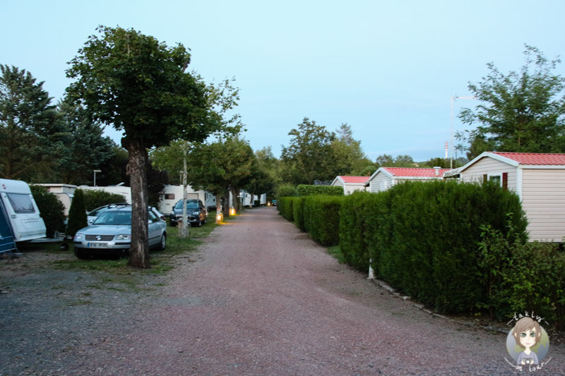 Camping in Bellerive-sur-Allier